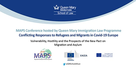MAPS Conference hosted by Queen Mary Immigration Law Programme tickets
