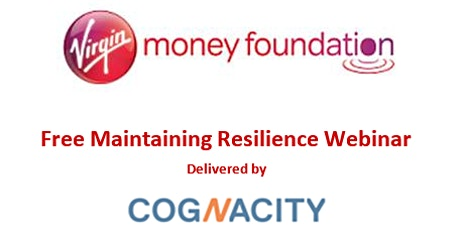 Free Maintaining Resilience Webinar tickets