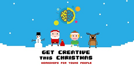 Design a Digital Festive Jumper (10-15 year olds) tickets