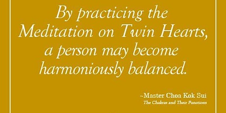 Meditation on Twin Hearts - Free Session tickets