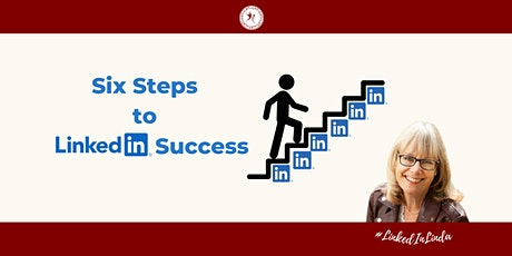 Six Steps to LinkedIn Success tickets
