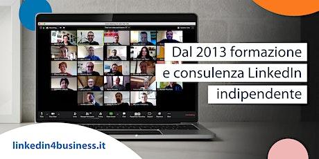 Corsi LinkedIn online | Dicembre 2020 biglietti