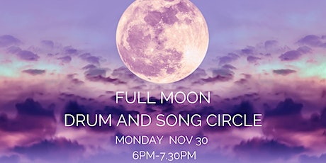 FULL MOON Song and Drum Circle tickets