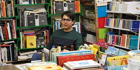 Mohamed El Morabet, un nuevo escritor español entradas