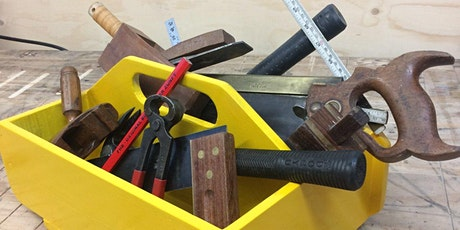 Get Handy - Woodwork  (Tues 6 Jul 2021) tickets