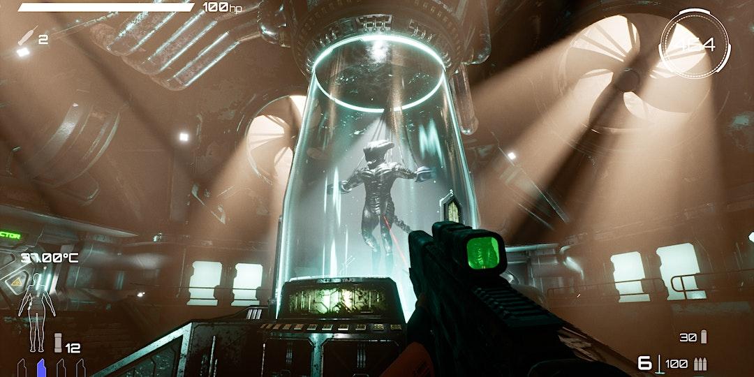 First steps in der Unreal Engine 4