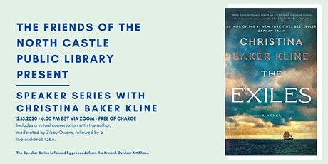 Author Talk with Christina Baker Kline tickets
