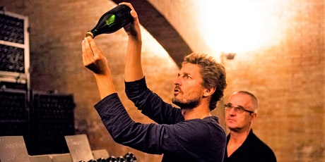 Meet the maker Pepe Raventos: The origin of Spanish sparkling wines tickets