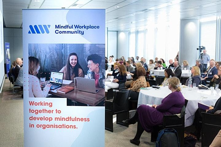 Sharing Forum for Mindfulness Trainers image