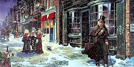 Dickens at Christmas (Zoom with author Penguin's Literary Guide to London) tickets