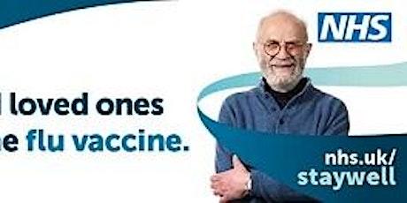 Frontline staff flu clinic Sherwood Energy Village 2 December tickets