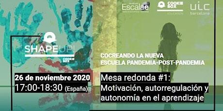 Mesa redonda #1: Motivación, autorregulación y autonomía en el aprendizaje entradas