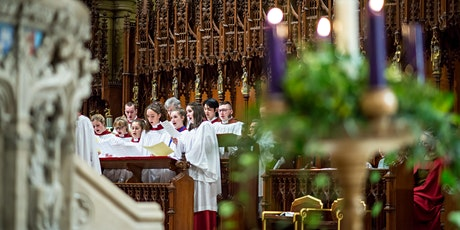 Nine Lessons and Carols 7.00pm,  24th December tickets