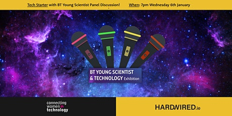 Tech Starter Panel Discussion- A Bright Future in Tech- BT Young Scientist! tickets
