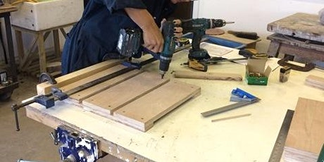 Wood Furniture Design Workshop (Sat & Sun, 24 - 25 Jul 2021) tickets