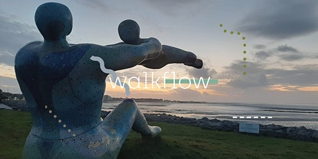 Walk ~ Flow  : Thursday 3rd December, Morecambe Prom Walk tickets