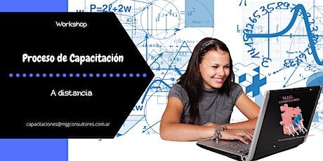Workshop: Proceso de Capacitación (PAC) boletos
