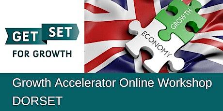 Growth Accelerator Online Workshop - GetSet Dorset tickets