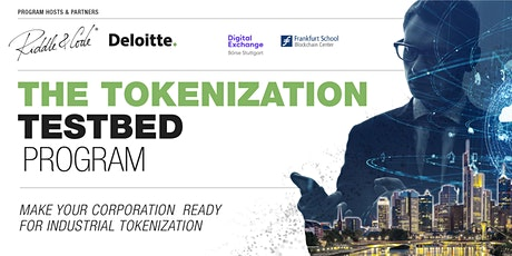 Tokenization Testbed Program (Free) Preview Event tickets