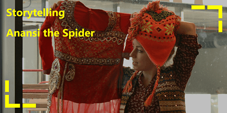 Under Five storytelling: Anansi the Spider tickets