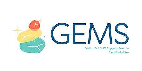 GEMS Information Webinar tickets