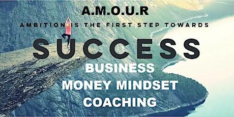 A.M.O.U.R Money Mindset Boot Camp tickets
