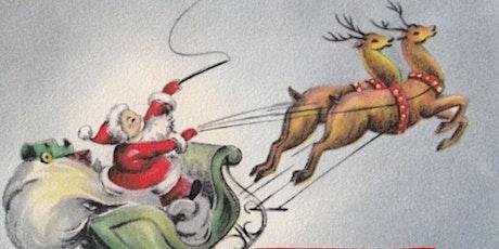 Porch Portraits With Santa tickets