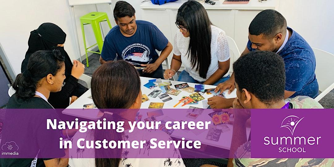 Summer School Open Night: Navigating your career in Customer Service