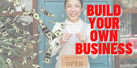 Build A Rewarding Online e-Commerce Business tickets