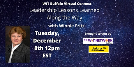 Leadership Lessons Learned Along the Way tickets