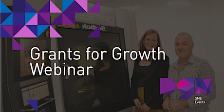 Grants For Growth - Webinar - Dorset Growth Hub tickets