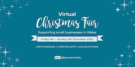 Virtual Christmas Fair tickets