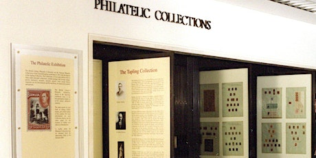The Tapling Collection in the British Library's Philatelic Collections tickets