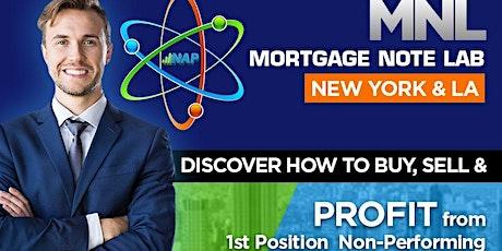 Jan 2021 Mortgage Note Lab - VIRTUAL tickets