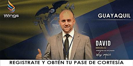 PRESENTACION DE NEGOCIO -  SECTOR COMUNICACION Y TECNOLOGIA tickets