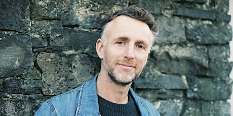 In Conversation - Ruairí McKiernan, author of Hitching for Hope tickets