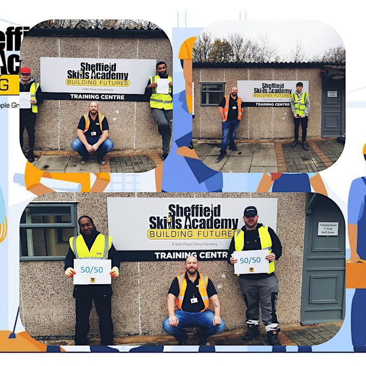 Free recruitment services for construction ( Sheffield / Rotherham) image