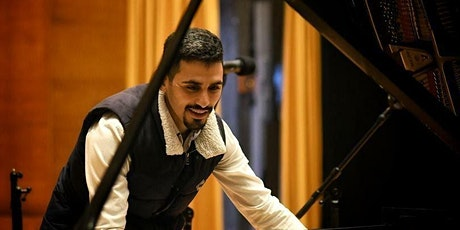 The Pianist of Yarmouk: Music and Words with Aeham Ahmad Tickets