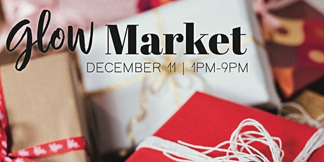 The Christmas Glow Market tickets
