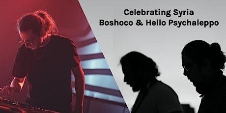 Hello Psychaleppo & Boshoco tickets