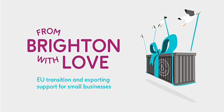 From Brighton with Love: Expert panel event tickets
