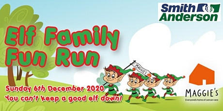 Fife Elf Virtual Family Fun Run 2020 tickets