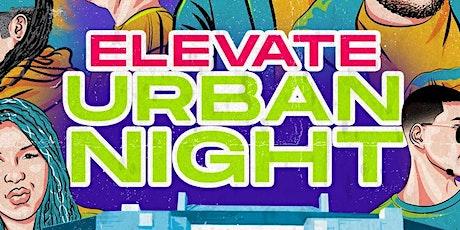 Elevate Urban Night tickets