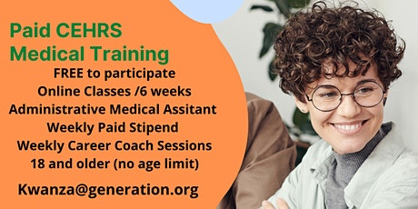 Paid AMA Certification (CEHRS) Training 18 and older (Jacksonville, FL) tickets