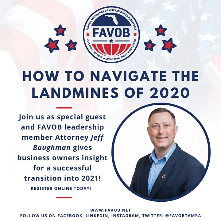 How to Navigate the landmines of 2020! image