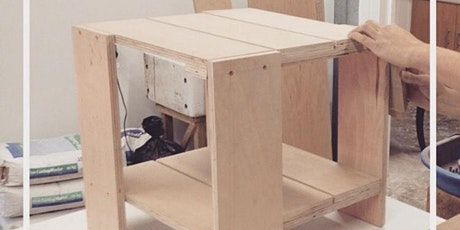 Wood Furniture Design Workshop (Mon & Tues, 7 - 8 June 2021) tickets