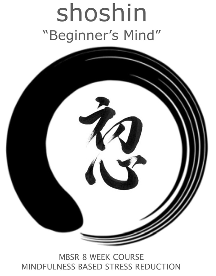 MBSR (Mindfulness Based Stress Reduction) 8 Week Course (£125 for course) image