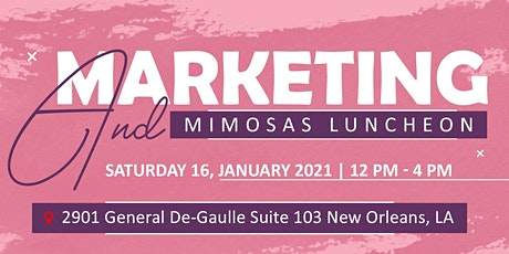 Marketing & Mimosas Luncheon tickets