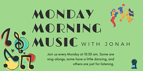 Monday Morning Music tickets