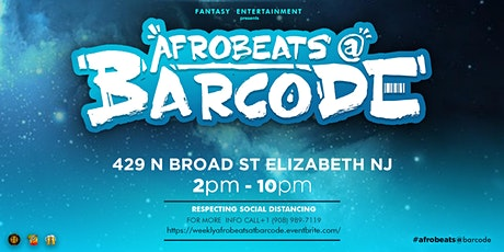 Afrobeats @ Barcode tickets